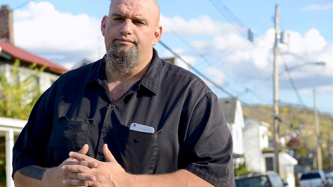 Pennsylvania Lt. Governor: John Fetterman