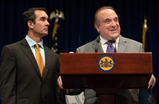 """Dinniman Joins Auditor General Eugene DePasquale's Release of Report on Standardized Testing Costs, """"Where Did Your Money Go?"""""""